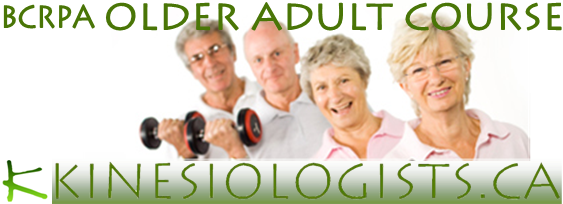 BCRPA Older Adult Course by Correspondence