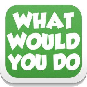 WWYD2014 question