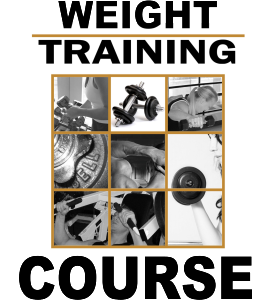 Weight Training Course